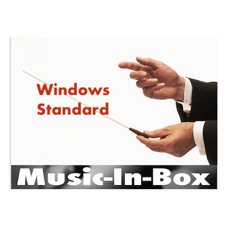 Music-In-Box St (Windows) licence