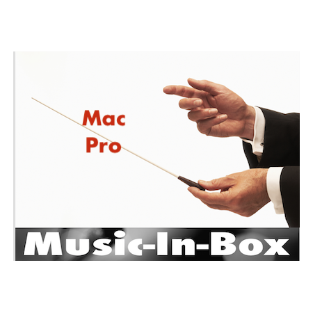 Music-In-Box Pro (Mac) licence