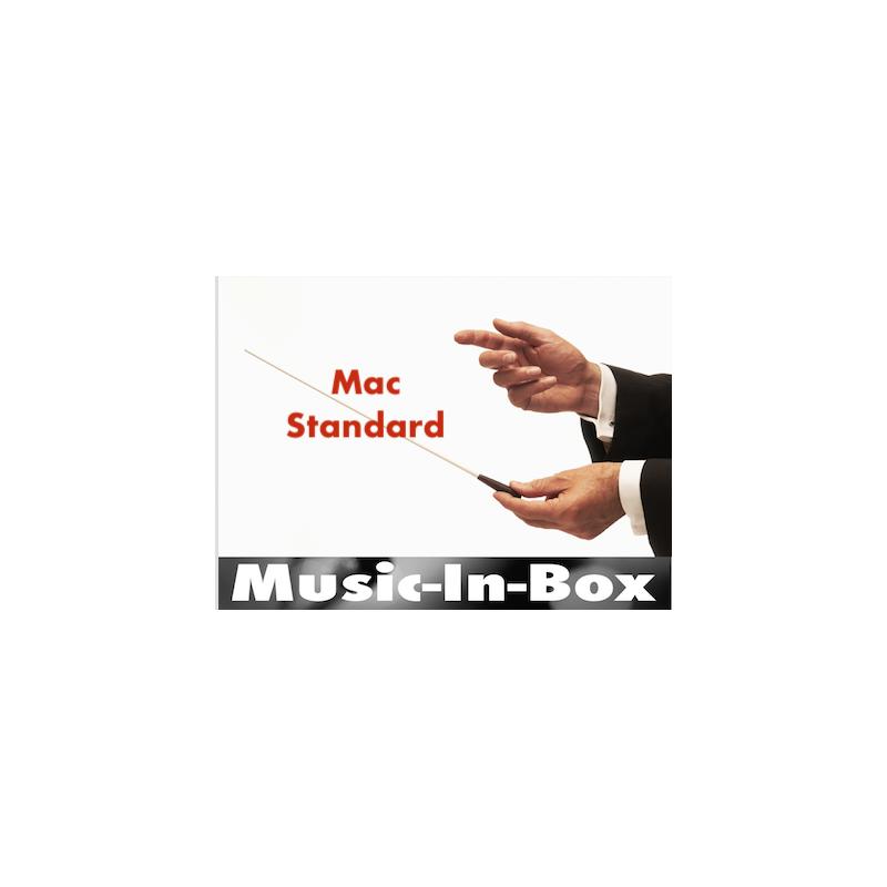 MusicInBox Standard (Mac)